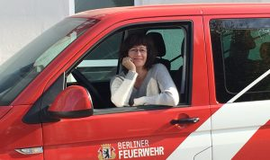 Vollverklebung- Car Wrapping- VWT6- Berliner Feuerwehr